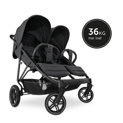 The robust double stroller
